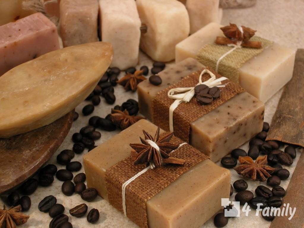 Как сделать хозяйственное мыло в домашних условиях