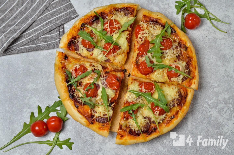 Как сделать самую вкусную пиццу дома