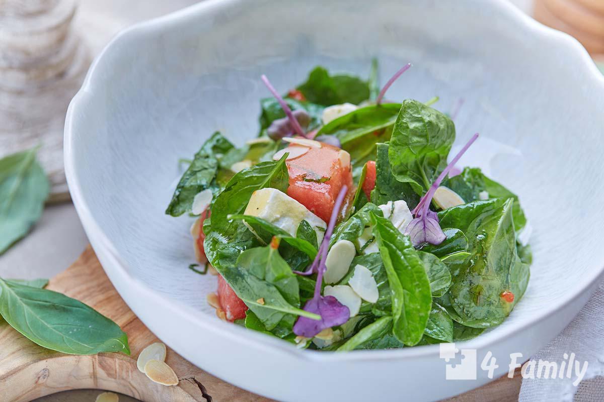 Как приготовить салат Весна быстро и просто