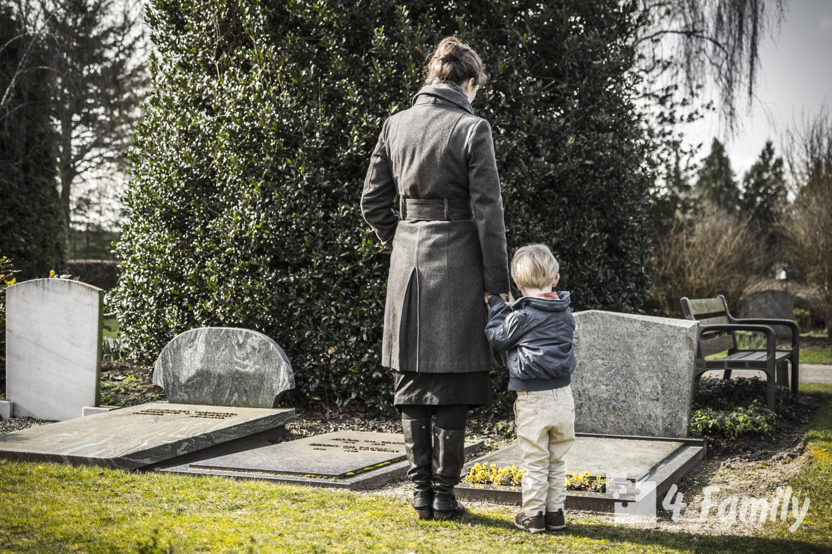 Как разговаривать с ребенком о смерти