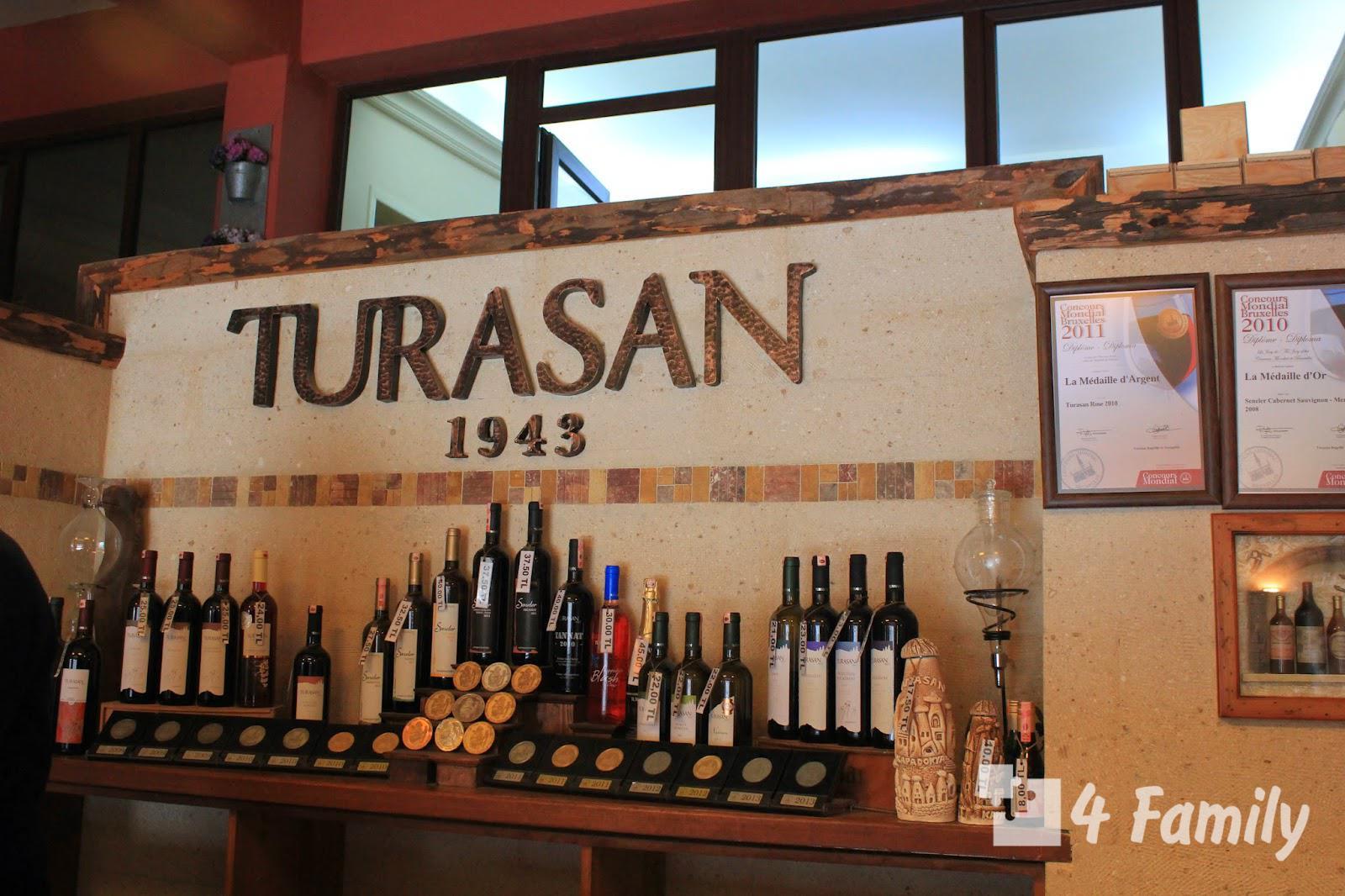 4family Как выбрать турецкое вино