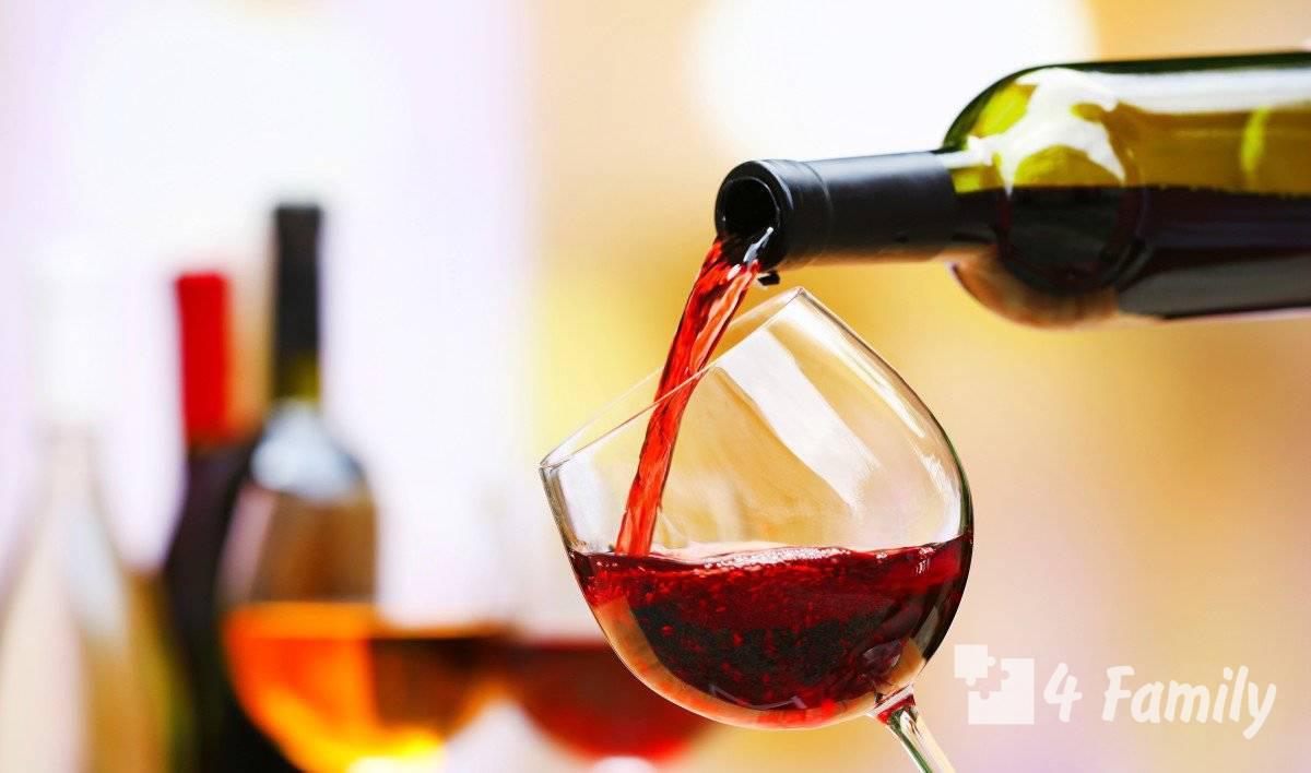 Как выбрать хорошее сухое вино
