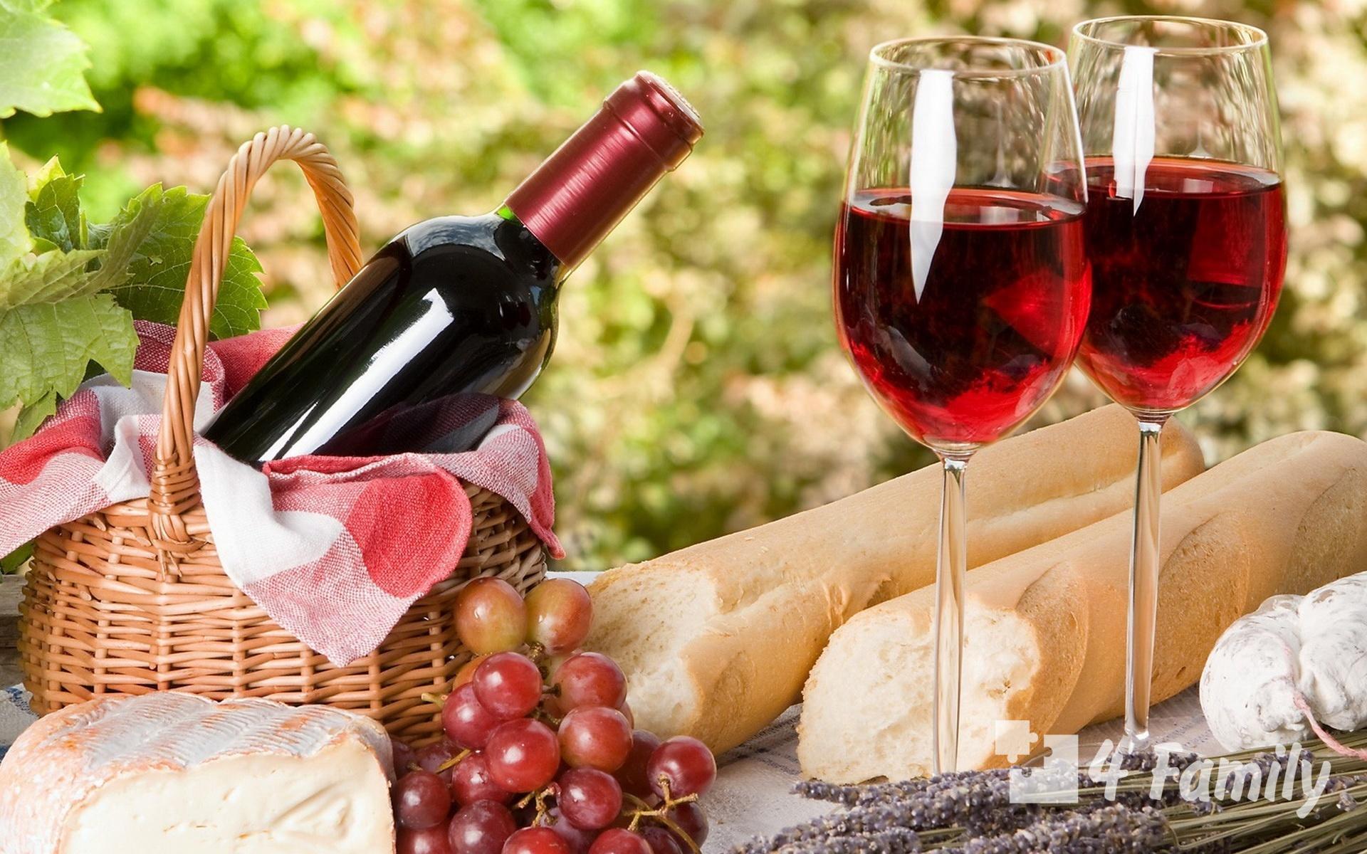 4family Как сделать домашнее вино
