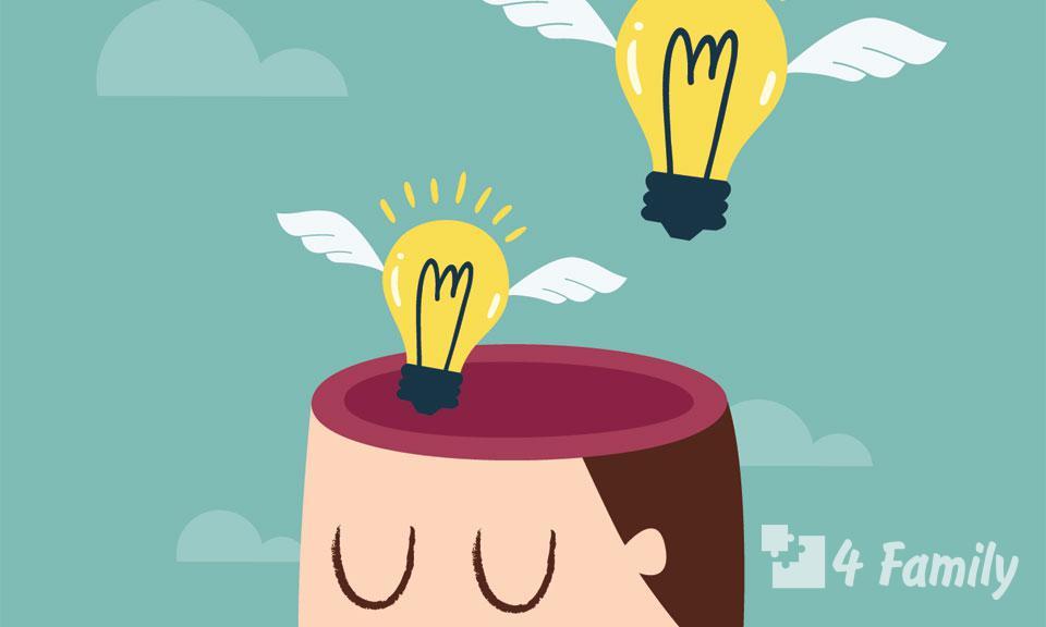 4family Как развить креативное мышление