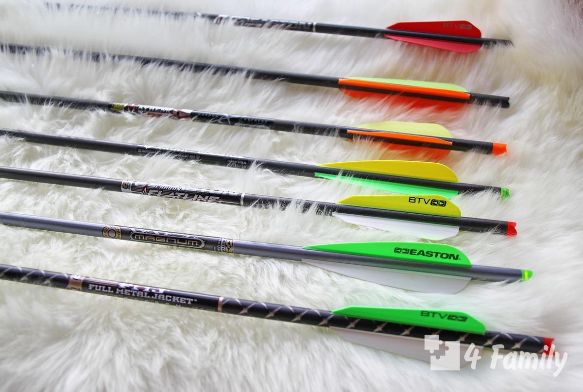 Как сделать стрелы в домашних условиях