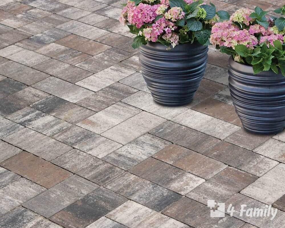 4family Как сделать тротуарную плитку в домашних условиях