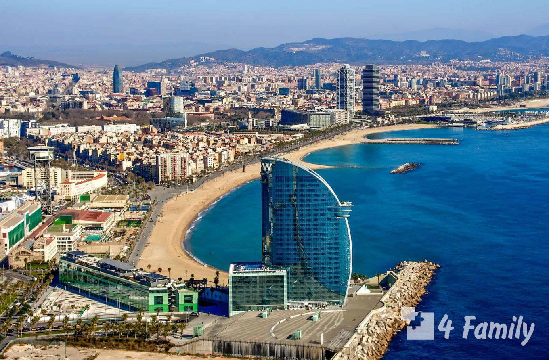 4family Достопримечательности Барселоны