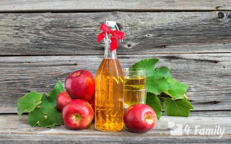 4family Как сделать яблочный уксус в домашних условиях.