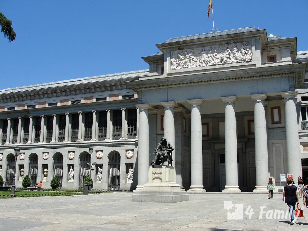 4family Музей Прадо в Мадриде