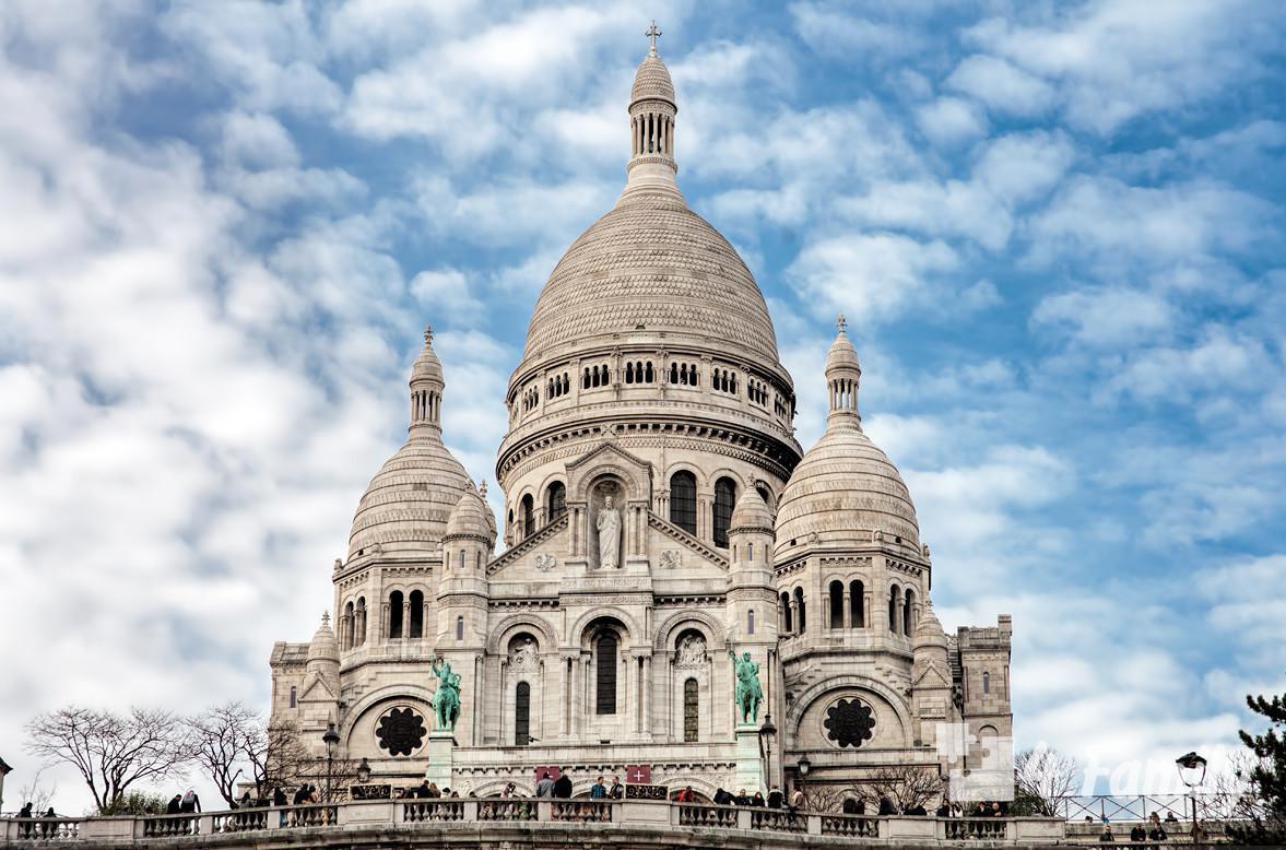 Сакре Кер – самый большой храм Парижа