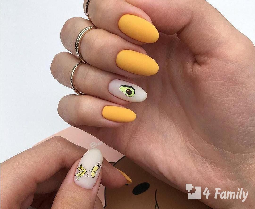 4family Как сделать красивые ногти в домашних условиях