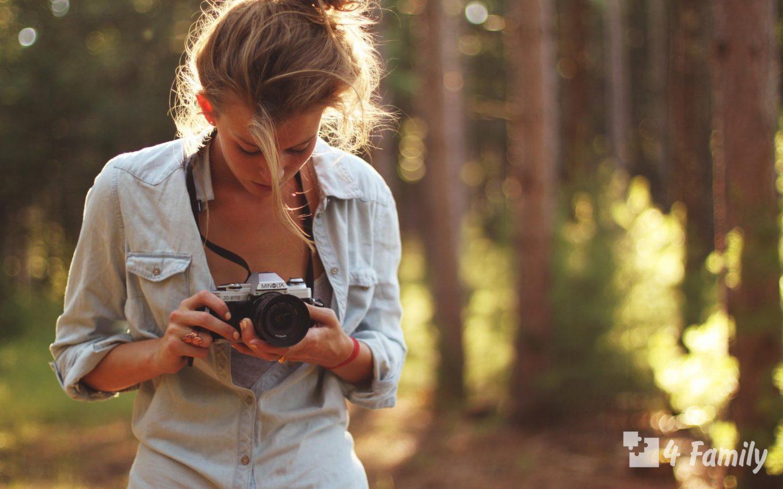 Творческий челлендж для фотографа