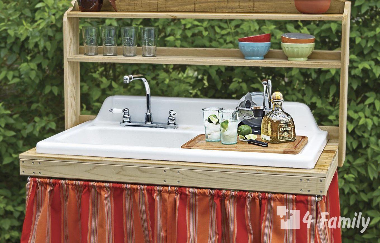 Как отмыть гриль, мангал и грязную посуду на даче