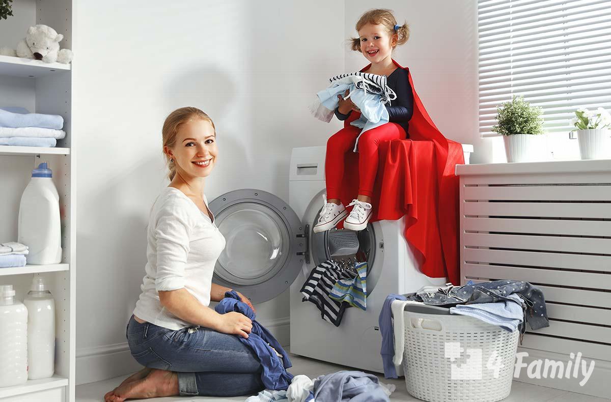 4family Где хранить вещи, которым пока не требуется стирка
