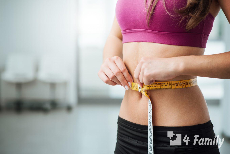 4family Почему вес не уменьшается