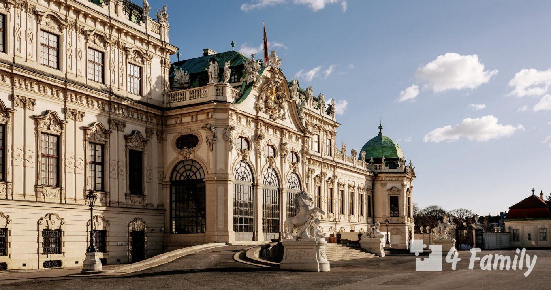 Австрийская галерея Бельведер
