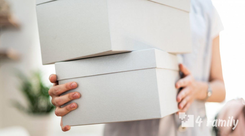 Что можно хранить в обувных коробках