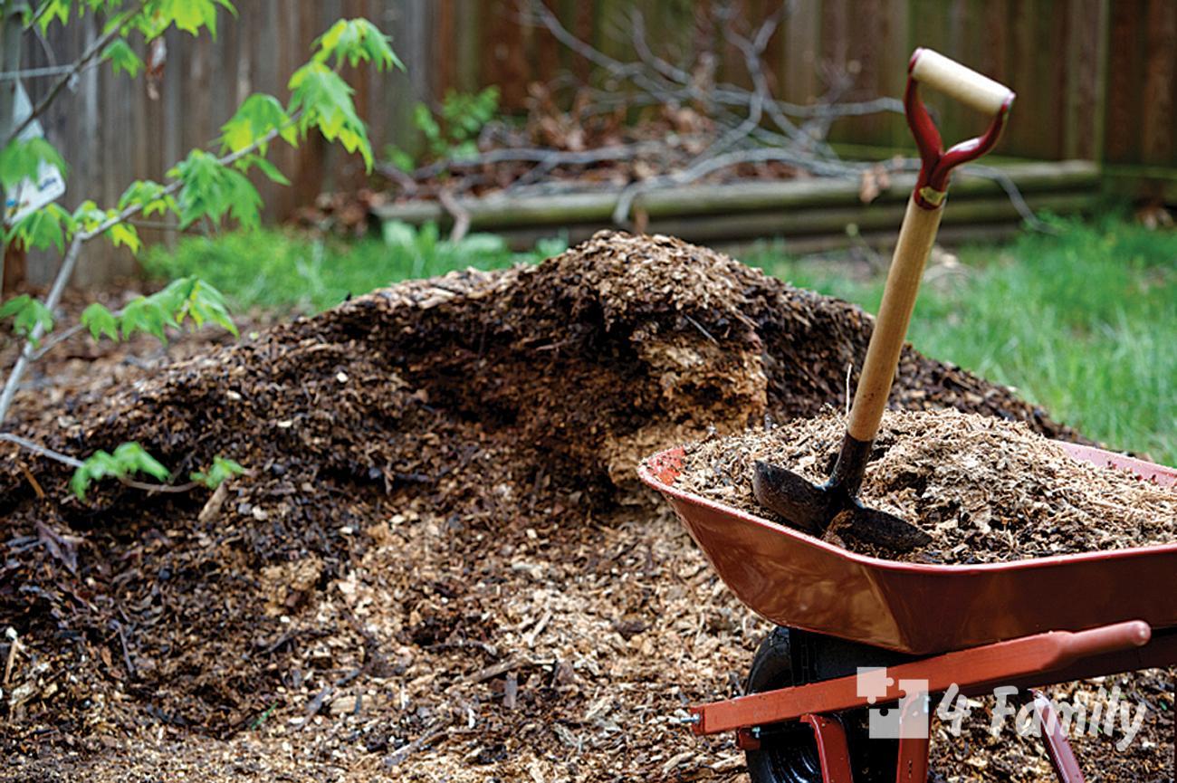 4family Как сделать компост своими руками