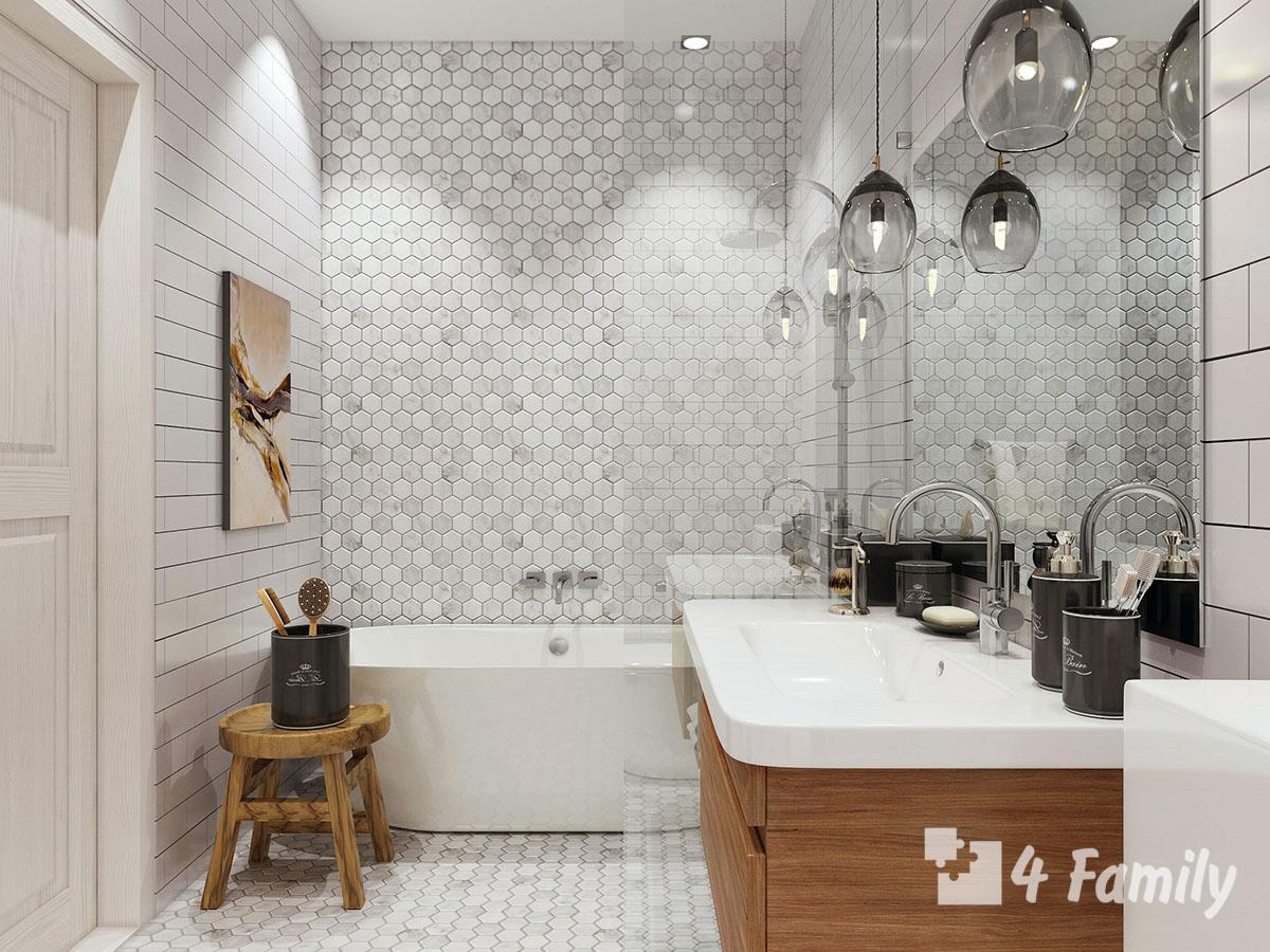4family Умные идеи хранения в маленькой ванной