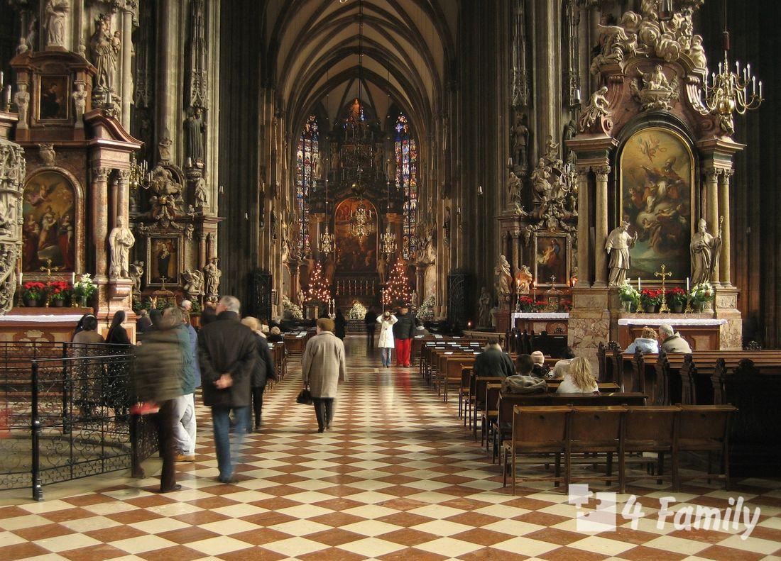4family Собор святого Стефана в Вене