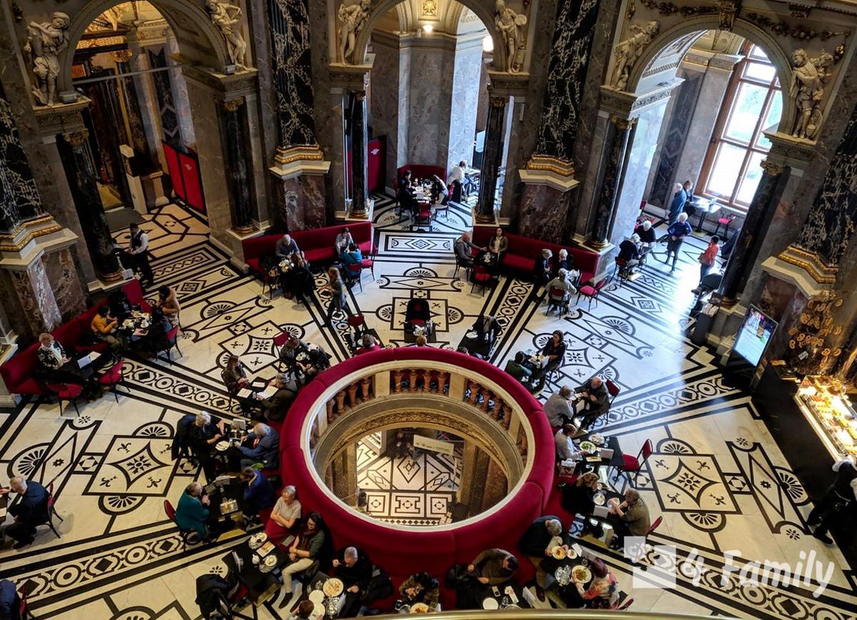 4family Музей истории искусств в Вене