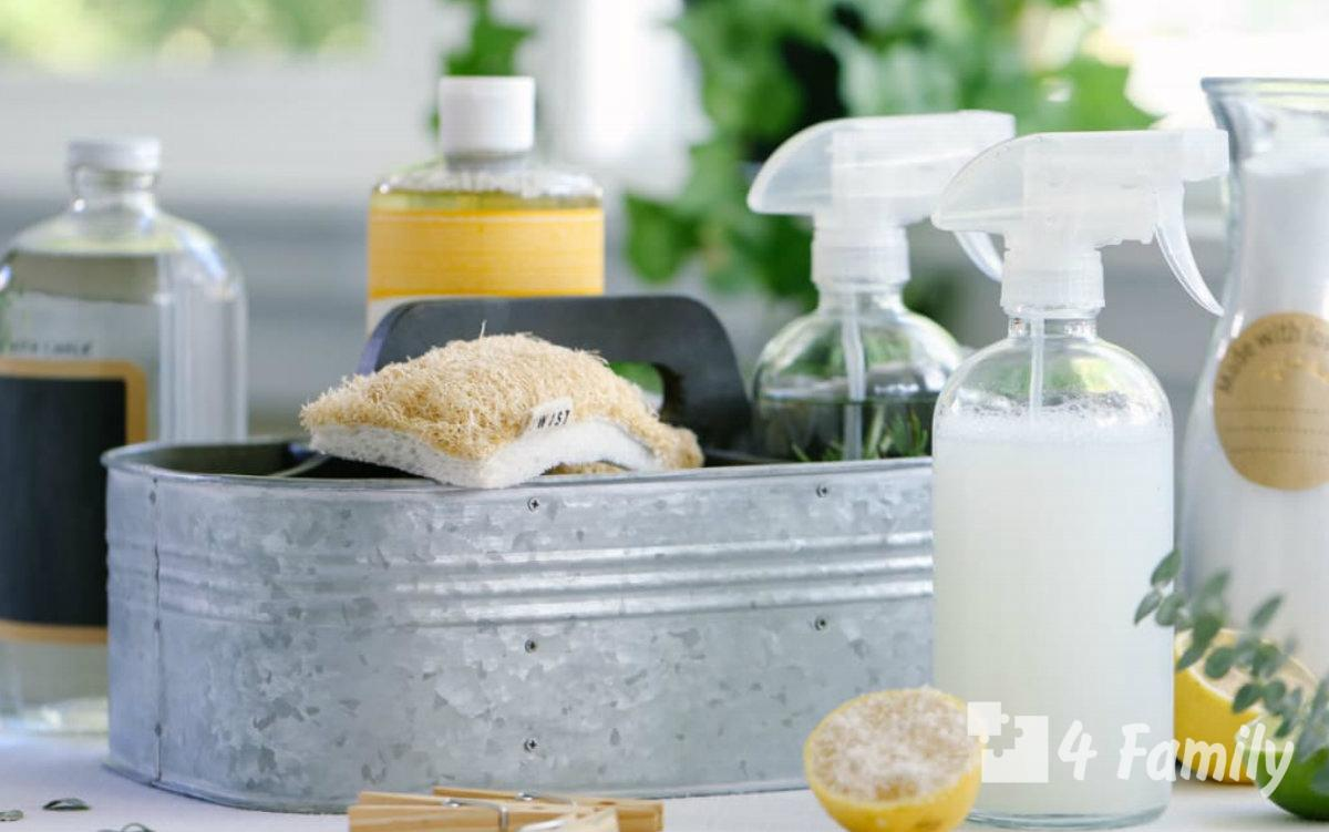 4family Натуральные и эффективные средства для уборки