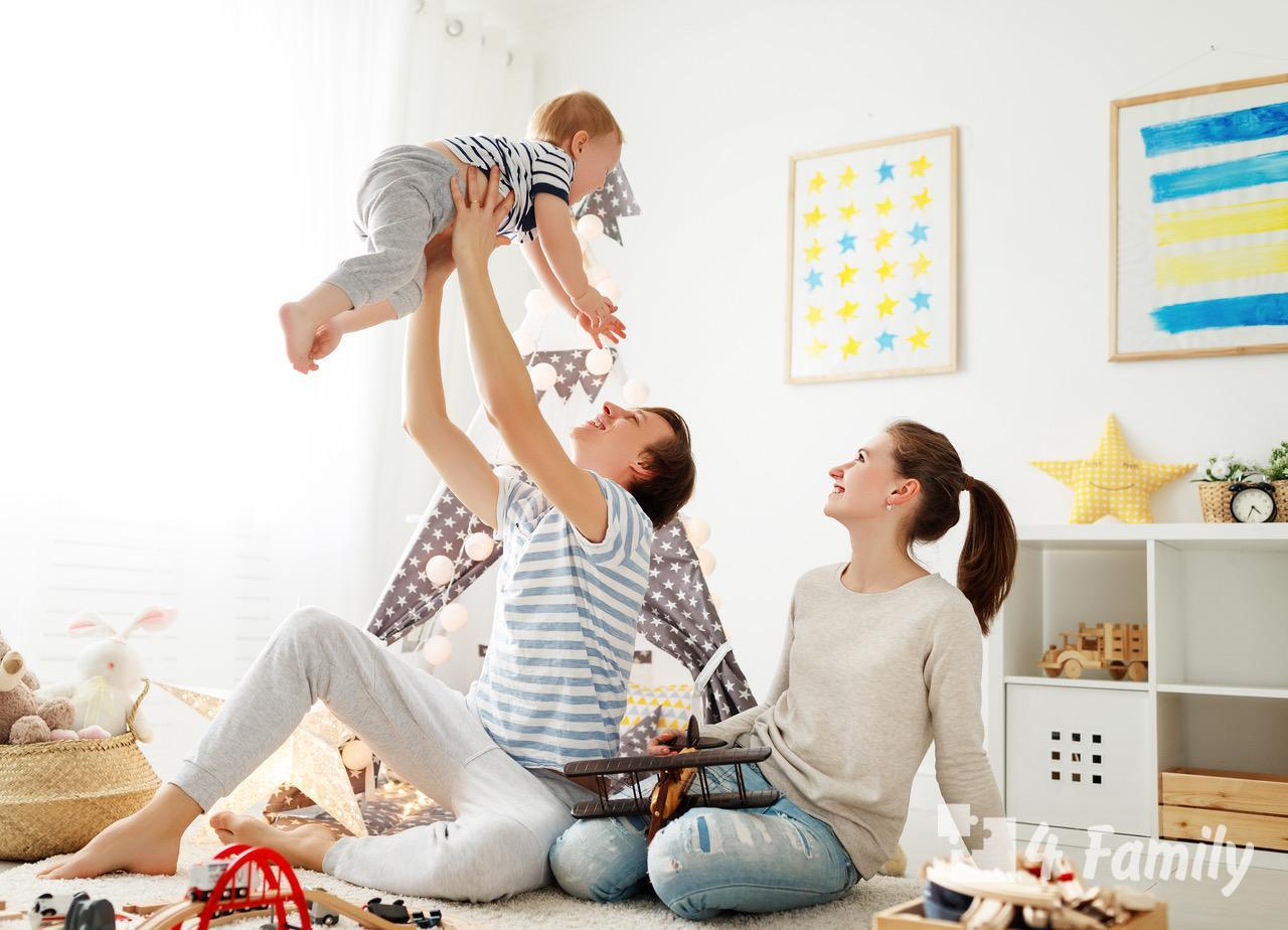 4family На чем строится счастье в семье