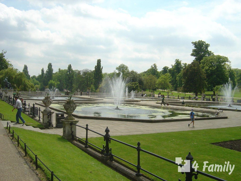 4family Гайд парк в Лондоне