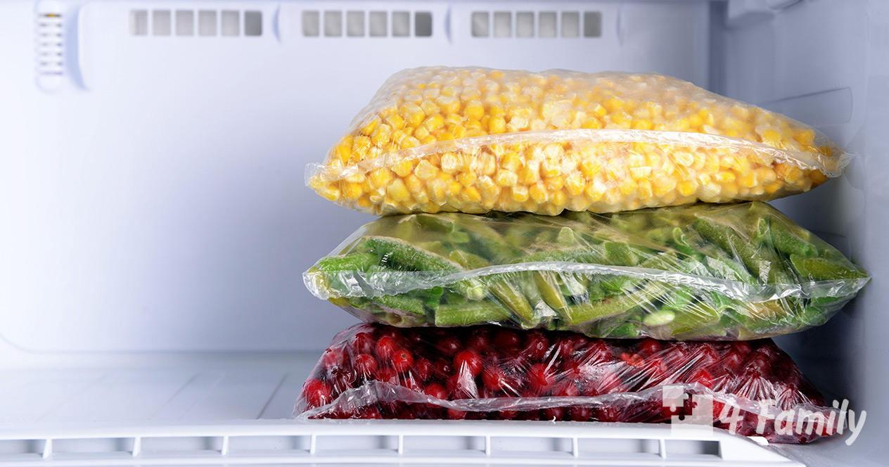 4family Как замораживать ягоды