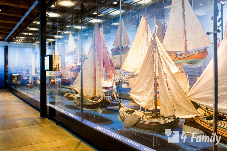 4family Национальный морской музей в Амстердаме