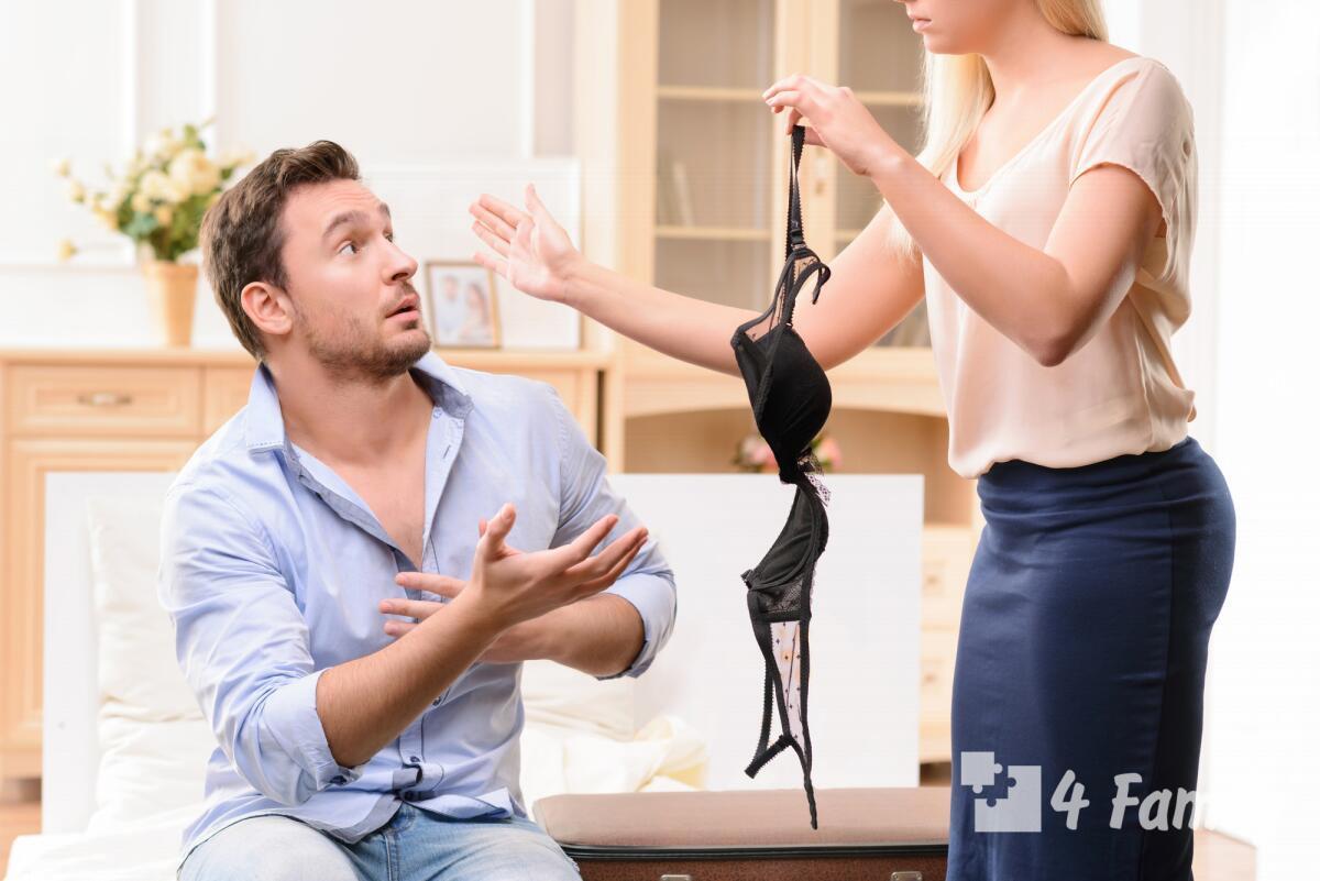 5 признаков, что мужчина не будет хранить Вам верность