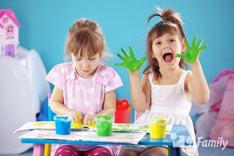 4family Как начать с ребенком рисовать