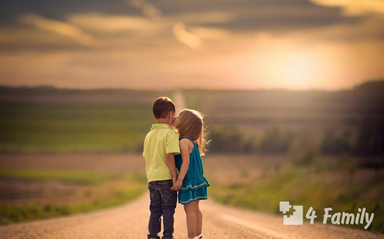 4family Дошкольная любовь ребенка что делать родителям