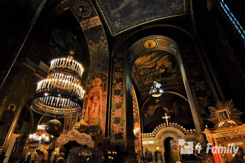 4family Владимирский собор в Киеве