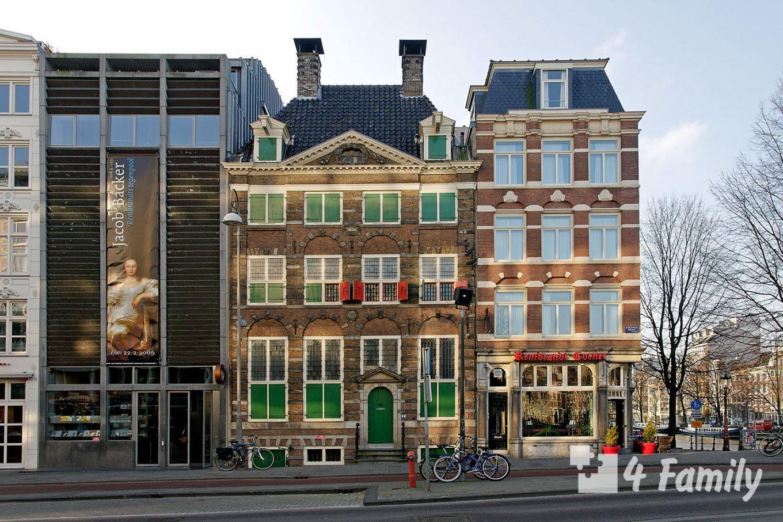 4family Дом музей Рембрандта в Амстердаме
