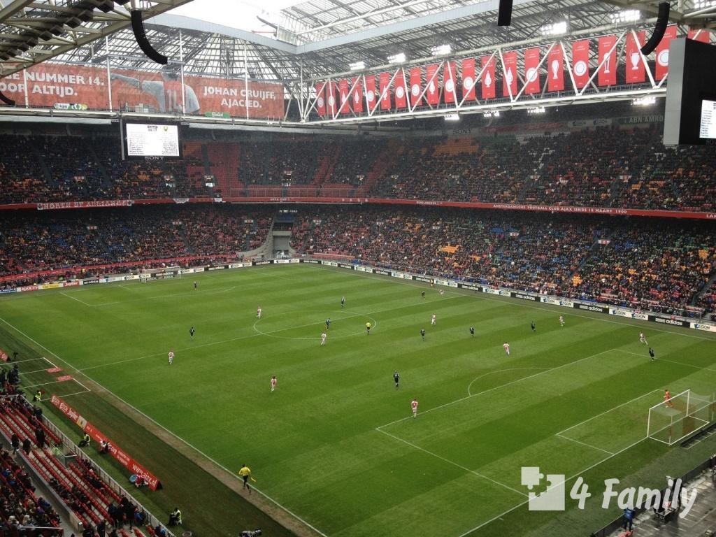 4family Амстердам Арена