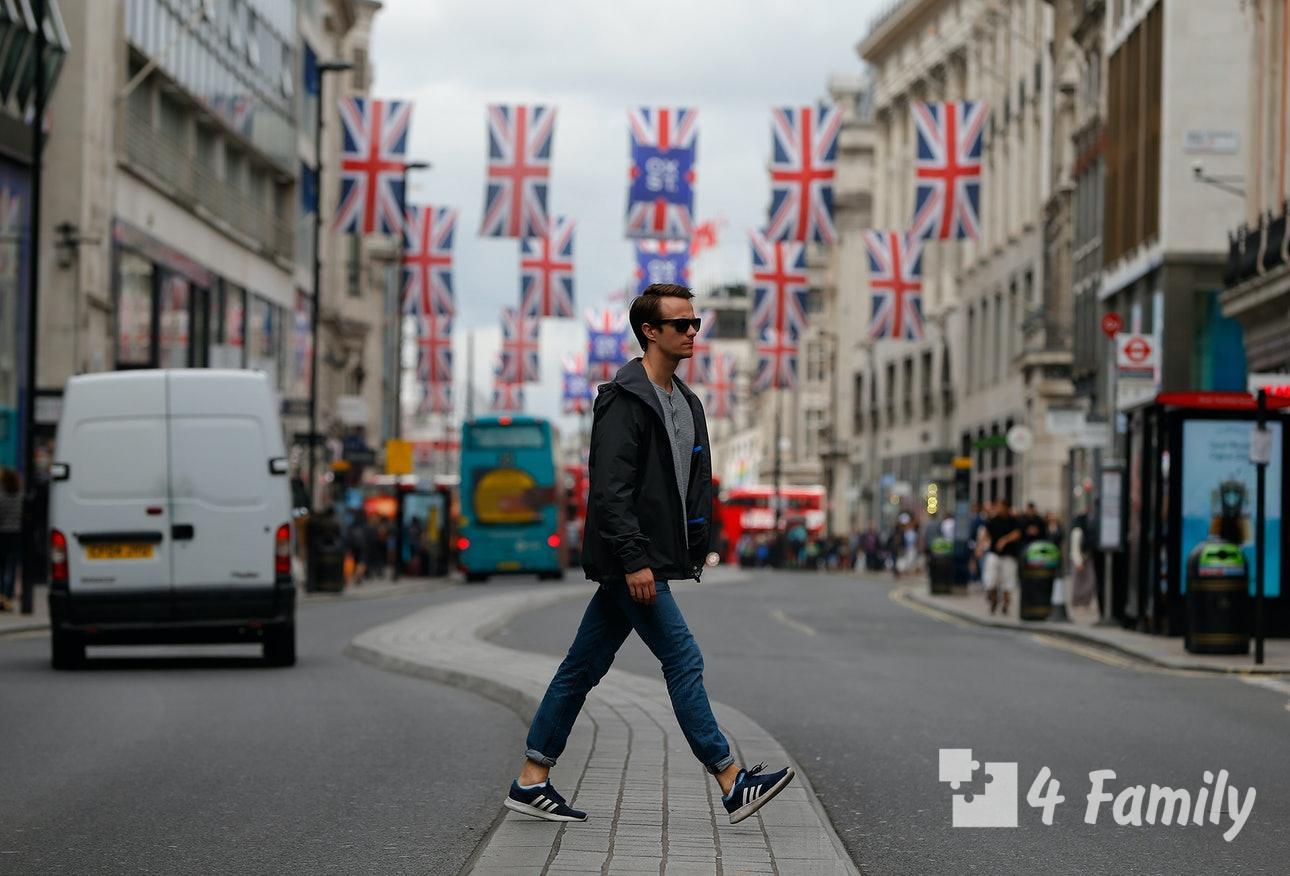 4family Оксфорд-стрит в Лондоне