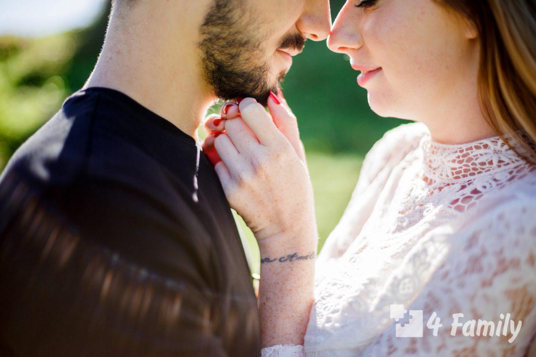 4family Как распознать влюбленную женщину