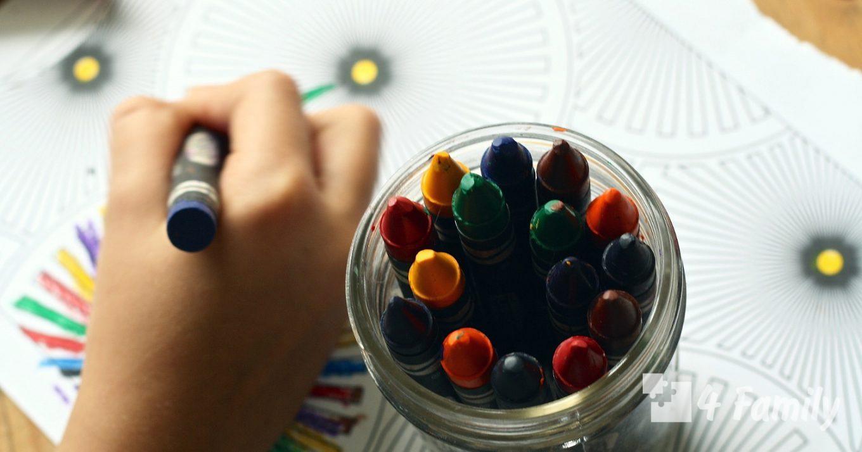 Как начать с ребенком рисовать