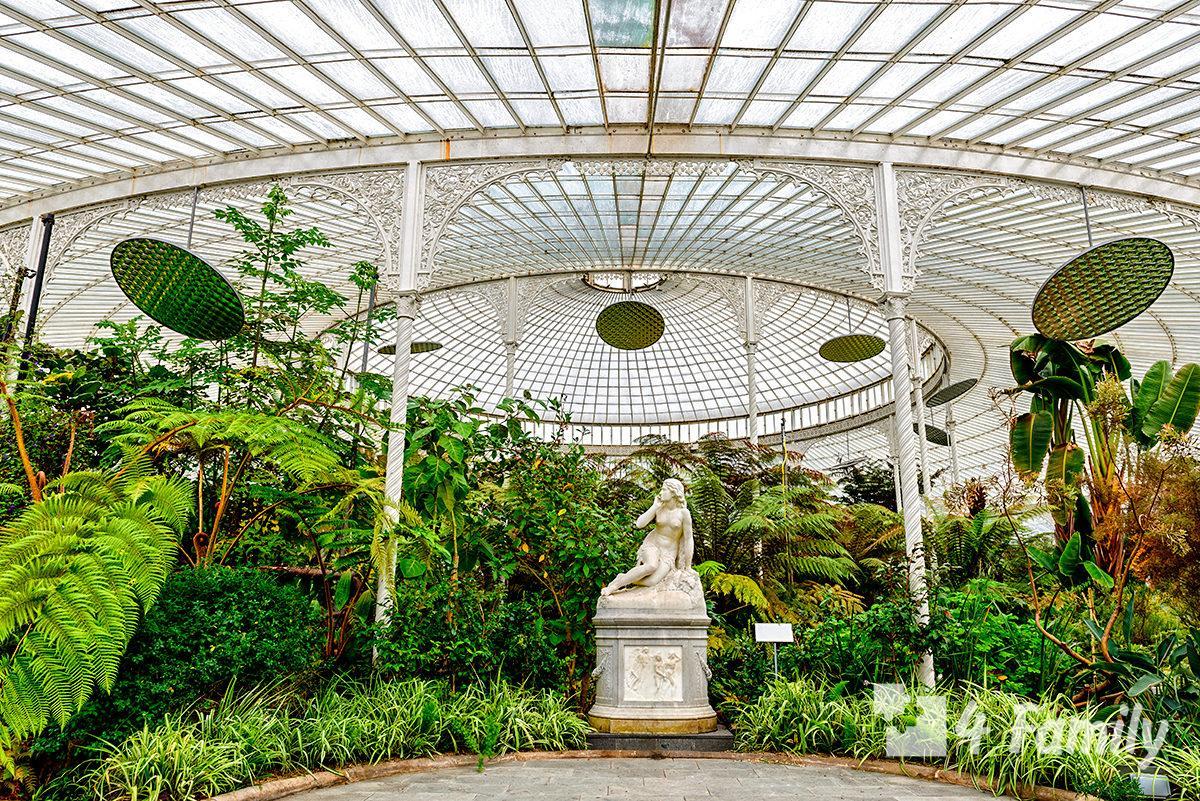Ботанический сад в Глазго – история создания и характерные особенности дендрария