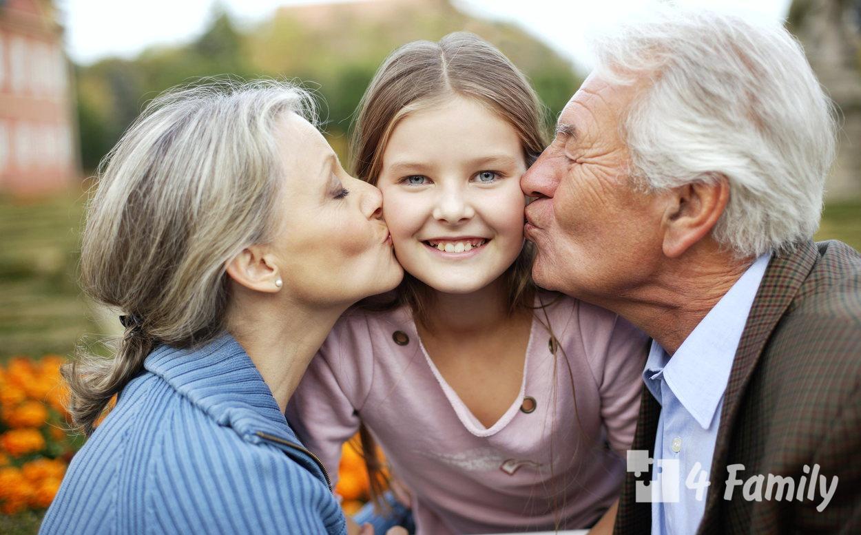 Как влияет на ребенка общение с дедом