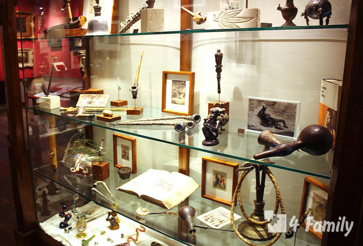 4family Музей конопли в Амстердаме