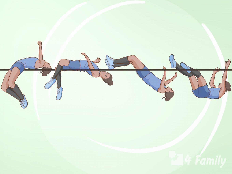 4family Как увеличить прыжок в высоту?