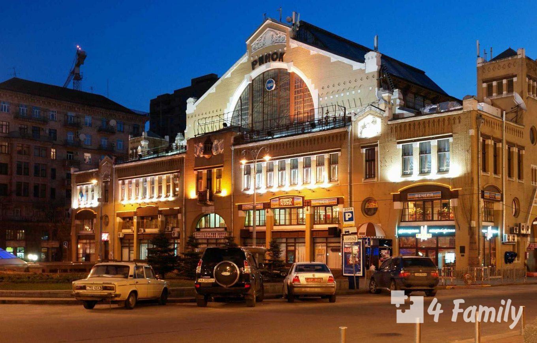 4family Бессарабский рынок в Киеве