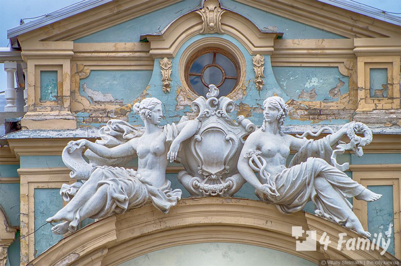 4family Мариинский дворец в Киеве