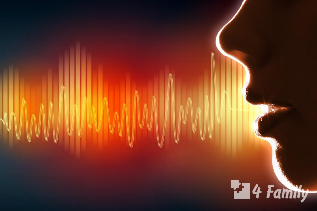 4family Как голос влияет на жизнь