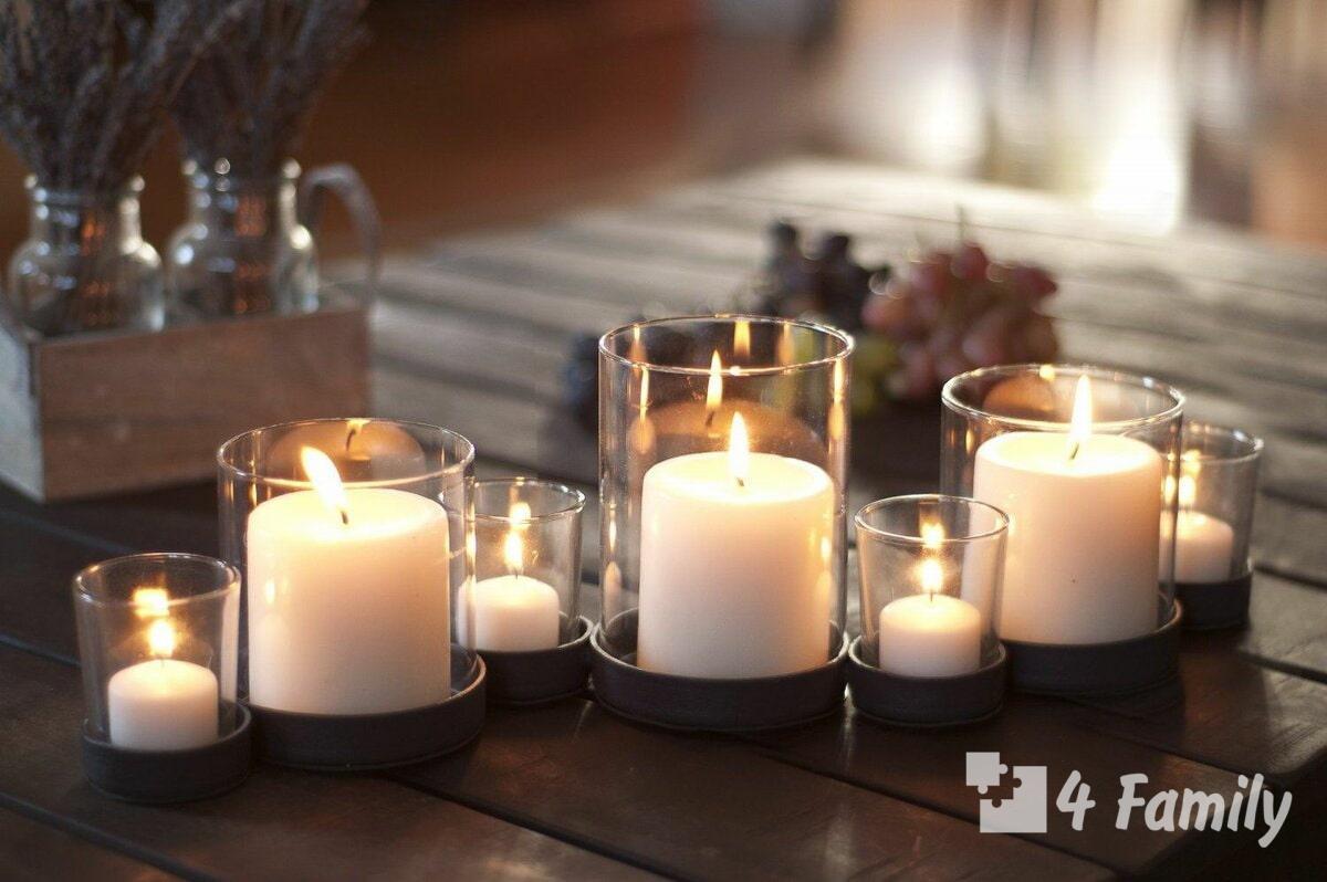 4family Как сделать свечку для уюта дома своими руками