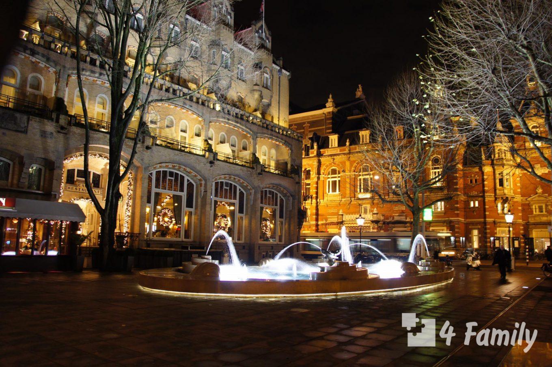 4family Лейдсеплейн в Амстердаме