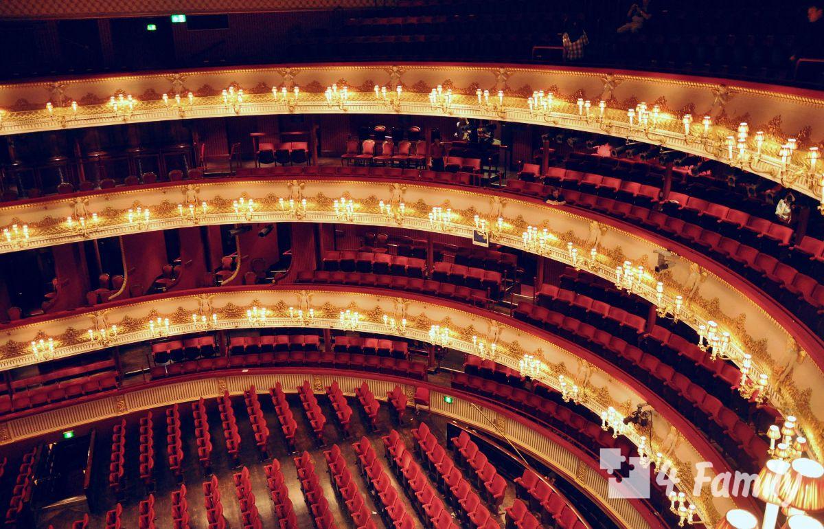 4family Киевский театр оперетты
