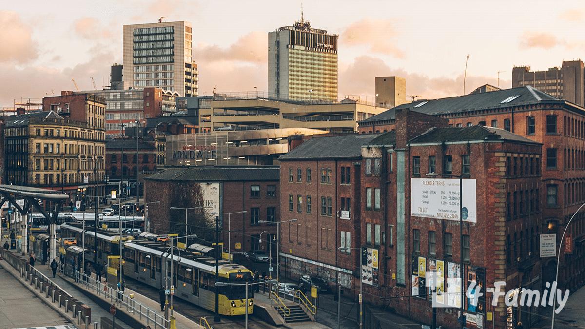 Достопримечательности Манчестера в Великобритании